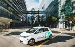 nuTonomy introduces first autonomous taxi in the world