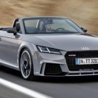 2016 Audi TT RS makes UK debut