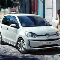 2016 Volkswagen e-up! UK pricing announced