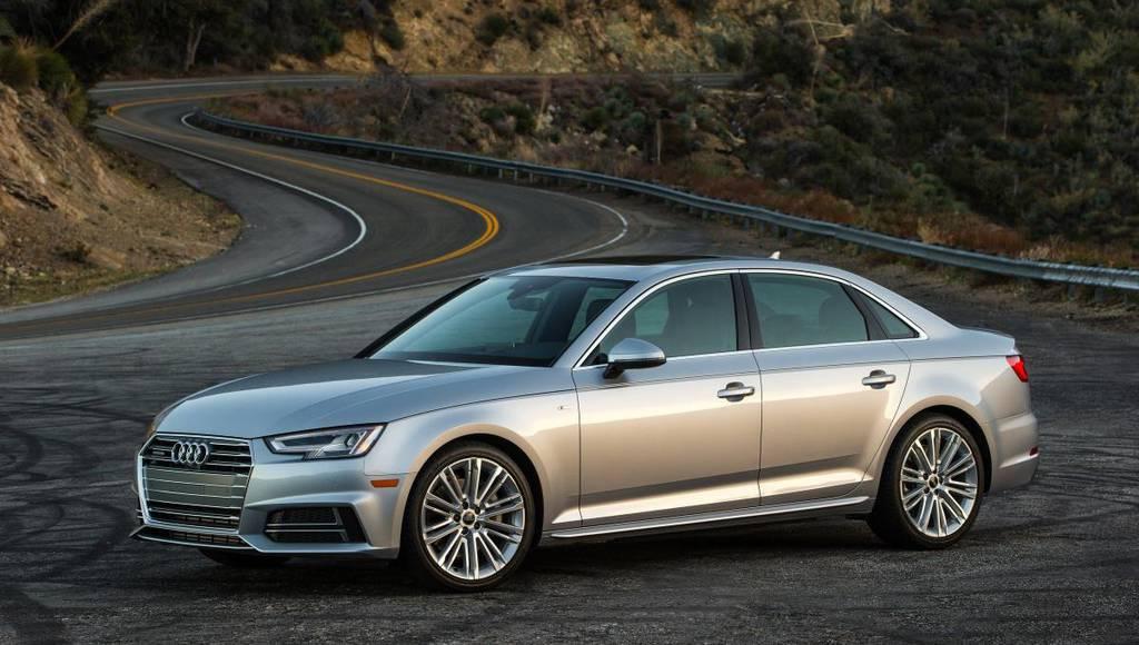 2017 Audi A4 2.0 Quattro receives manual transmission