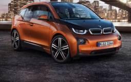 2017 BMW i3 94 Ah electric vehicle