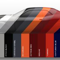 2017 Dodge colors pallet is inspired by old hues