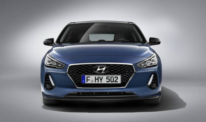 2017 Hyundai i30 - Official pictures and details