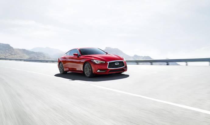 2017 Infiniti Q60 Red Sport 400 US pricing announced