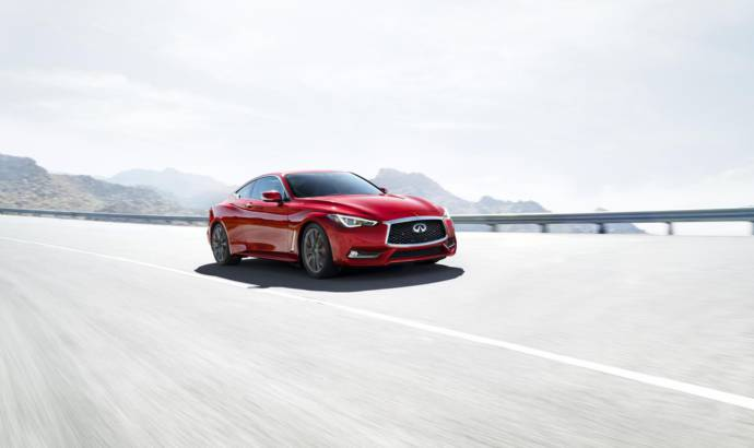 2017 Infiniti Q60 Red Sport 400 US pricing announced