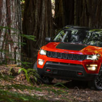2017 Jeep Compass first images