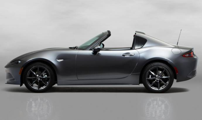 2017 Mazda MX-5 RF Launch Edition priced at $33.850