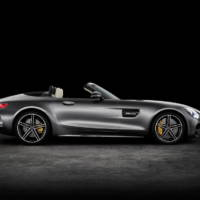 2017 Mercedes-AMG GT Roadster and AMG GT C Roadster - Official pictures and details