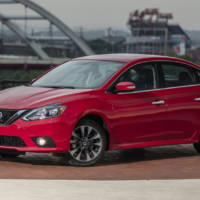 2017 Nissan Sentra SR Turbo launched in the US