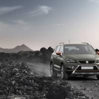 2017 Seat Ateca X-Perience unveiled