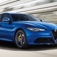 Alfa Romeo Giulia Veloce officially unveiled