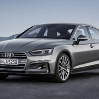 Audi A5 and S5 Sportback unveiled ahead of Paris Motor Show