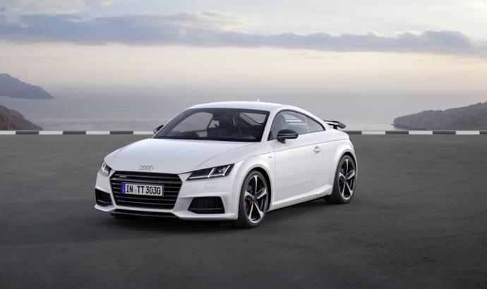 Audi TT receives S-Line Competition package