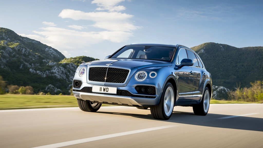 Bentley Bentayga diesel is the first diesel Bentley ever