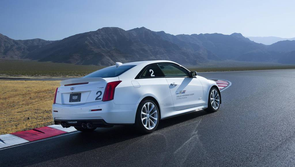 Cadillac V-Performance Academy launched in the US