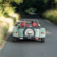 Caterham Seven Sprint launched to celebrate 60 years of Caterham