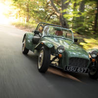 Caterham Seven Sprint sold in just seven days