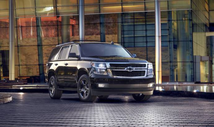 Chevrolet Tahoe and Suburban receive Midnight Edition treatment