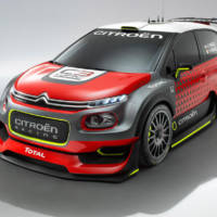 Citroen C3 WRC Concept Car unveiled