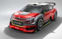 Citroen C3 WRC Concept Car unveiled