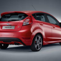 Ford Fiesta ST is now available with five doors