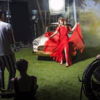Grumpy Cat and Georgia May Jagger are starring in the new 2017 Opel calendar