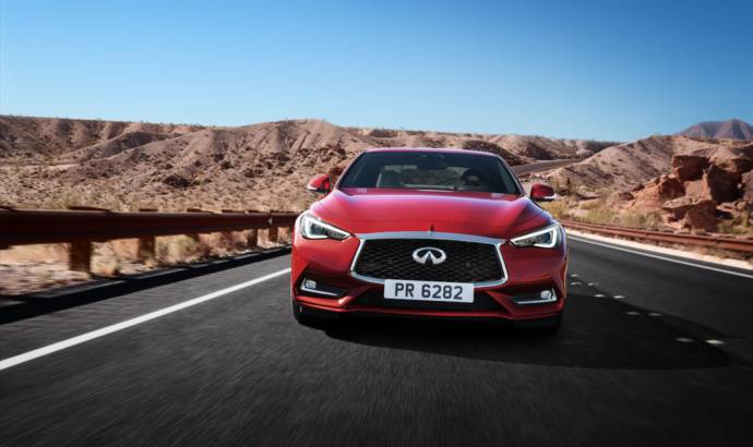 Infiniti Q60 UK pricing announced
