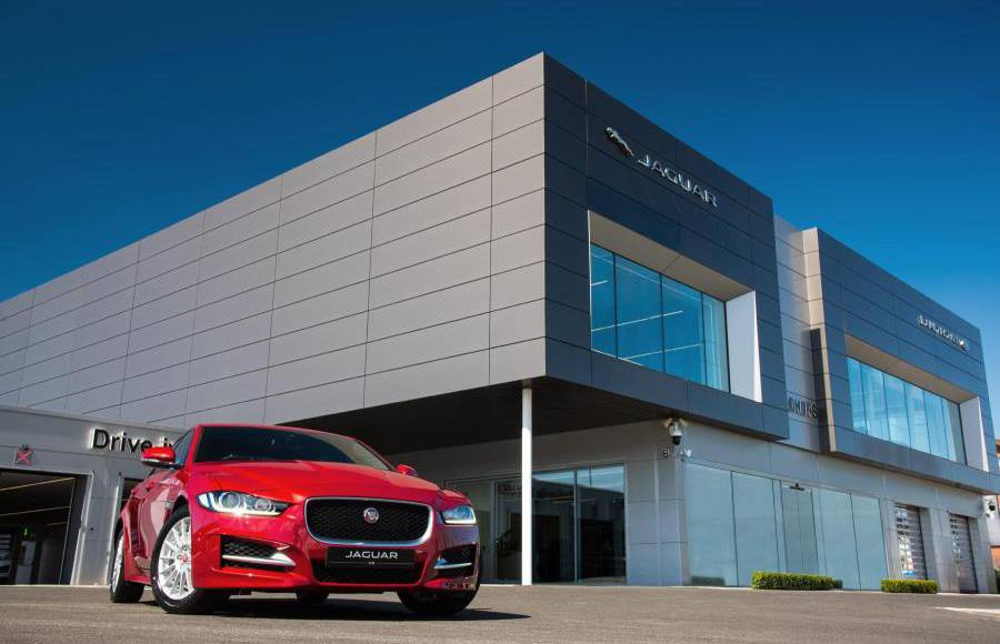 Jaguar XE can be tested along its rivals in UK