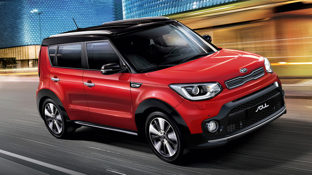 Kia Soul is now available with the 1.6 turbo engine
