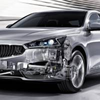 Kia details its first 8-speed auto for front wheel drive cars