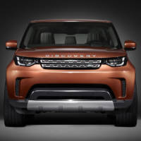 Land Rover Discovery - First teaser picture