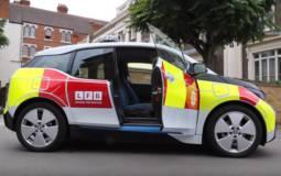 London Fire Brigade buys 52 BMW i3s