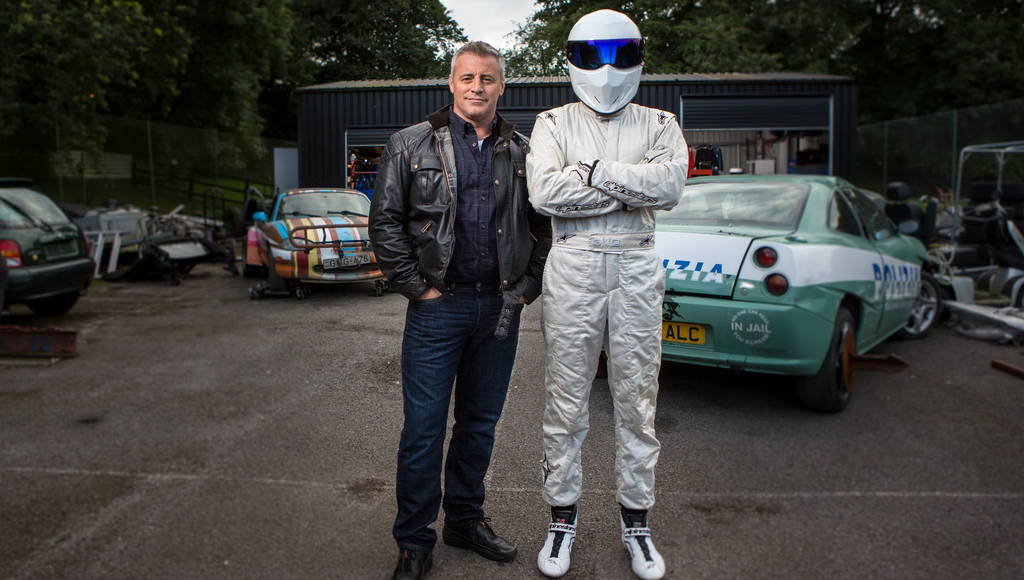Matt LeBlanc is the new Top Gear presenter