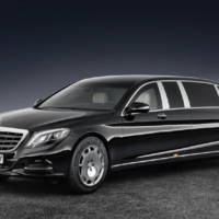 Mercedes-Maybach S600 Pullman Guard price and specs