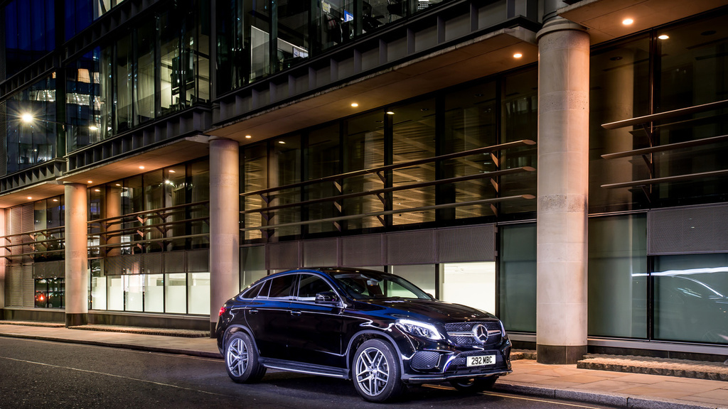 Mercedes sales reach new record thanks to SUVs