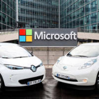 Microsoft and Renault-Nissan sign partnership