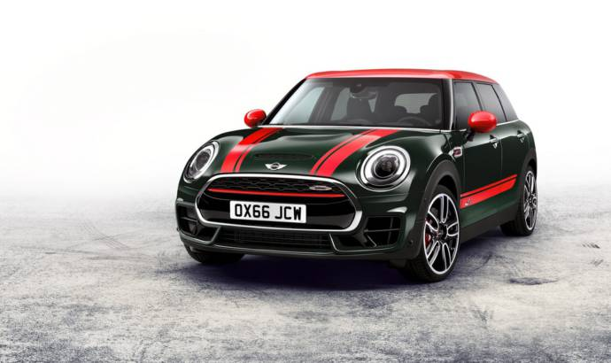 Mini John Cooper Works Clubman is now official