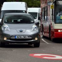 Nissan Leaf joins Uber fleet in UK