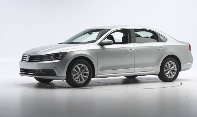 North American 2018 Volkswagen Passat will feature the MQB platform