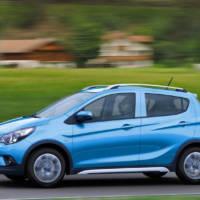 Opel Karl Rocks introduced ahead of Paris Motor Show