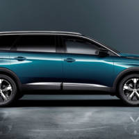 Peugeot 5008 SUV officially unveiled