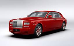 Rolls Royce delivers largest fleet of Phantoms