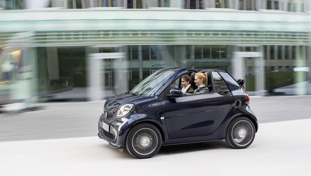 Smart Brabus range UK pricing announced