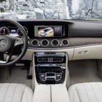 This is the 2017 Mercedes E-Class All-Terrain