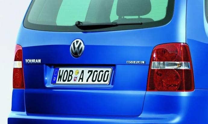 Volkswagen recalls 30.000 CNG-equipped models