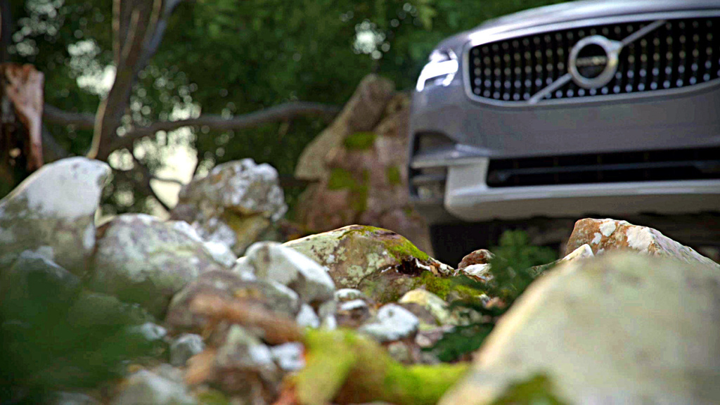 Volvo V90 Cross Country teased