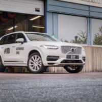Volvo launches Drive Me program in Gothenburg