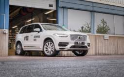 Volvo launches Drive Me program in Gothenburg