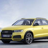 2017 Audi Q3 facelift - Official pictures and details