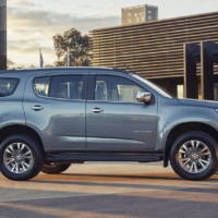 2017 Holden Trailblazer is an improved Colorado with different name